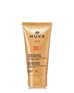 Nuxe Face Delicious Cream High Protection SPF30, 50 ml.