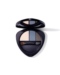 Dr. Hauschka Eyeshadow Trio 01 Sapphire, 4 g.