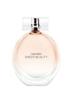 Calvin Klein Sheer Beauty EDT, 50 ml.