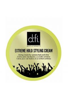 D:FI Extreme Hold Styling Cream, 150 gr.