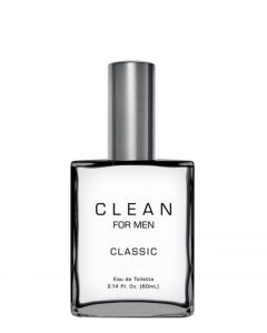 CLEAN For Men Classic EDT, 60 ml.