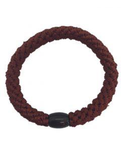 JA•NI Hair Accessories - Hair elastics, The Brown