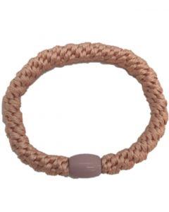 JA•NI Hair Accessories - Hair elastics, The Peach