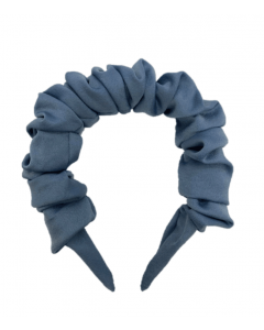 JA•NI hair Accessories - Headband, The Blue Wavy