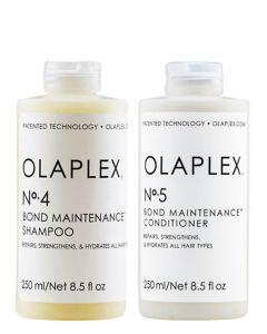 Olaplex Shampoo & Conditioner Duo, 2x 250 ml.