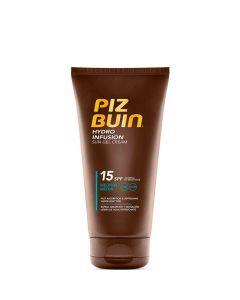 Piz Buin Hydro Infusion Sun Gel Cream SPF15, 150 ml.
