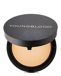Youngblood Refillable Compact Cream Powder Foundation Warm Beige, 7 g.