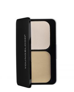 Youngblood Pressed Mineral Foundation Warm Beige, 8 g.