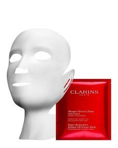 Clarins Super Restorative Instant Lift Mask Box m.5 Mask, 150 ml.