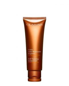 Clarins Self Tanners Self tanning instant gel, 125 ml.