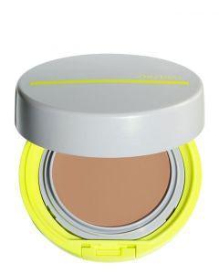Shiseido Sun Makeup BB sport compact medium, 12 ml.