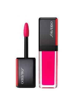 Shiseido Lacquer Ink Lipshine 302 Plexi pink, 6 ml.
