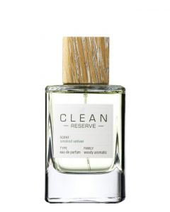 Clean Smoked Vetiver EDP, 100 ml. (TESTER)